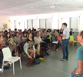 Conférence sur l'autisme pour l'équipe pédagogique