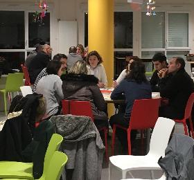 Rencontre interclés à Savenay