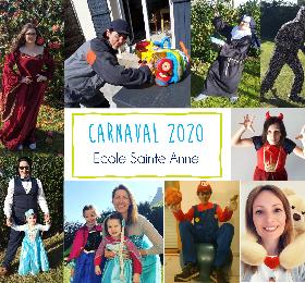 Carnaval 2020 !