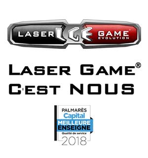 Laser Game c'est nous